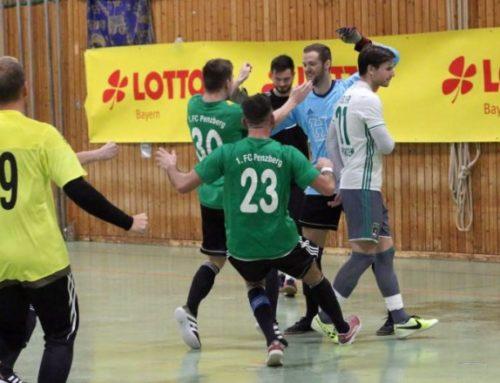 1.FC Penzberg gewinnt das Zugspitzfinale der Hallenmeisterschaft