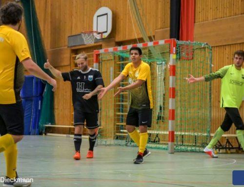Futsal-Heimsieg gegen Atletico Erlangen