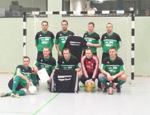 AH des 1.FC Penzberg gewinnt Futsal-Zugspitzmeiserschaft