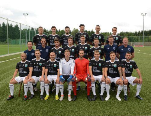 """Oberalting 3:5 1.FC Penzberg, gelungener Saisonabschluss unserer """"Ersten"""" mit Platz 6"""