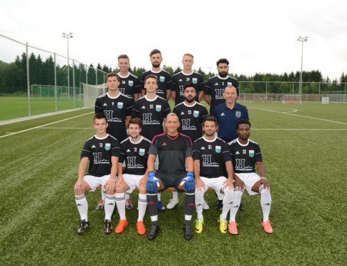 Reserve holt gegen den TSV Peißenberg ein Unentschieden