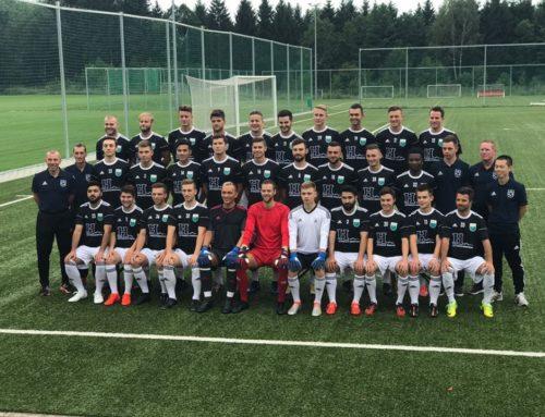 Rückrundenstart in der Bezirksliga Süd