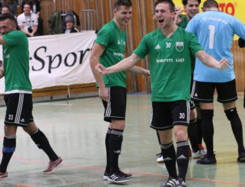 FC überrollt zweimal überlegen den amtierenden Futsalmeister