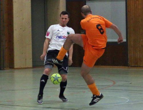 Zugspitz-Futsal-Endrunde: Wer löst das Ticket nach Manching?