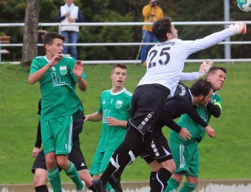 Bezirksliga Süd: Vorbericht 1.FC Penzberg : TSV Oberalting