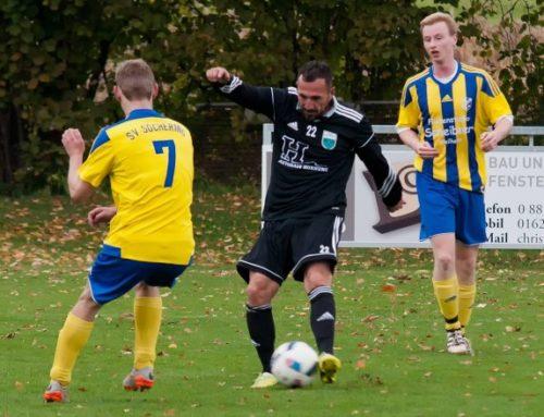 Reserve fügt SV Söchering erste Niederlage zu