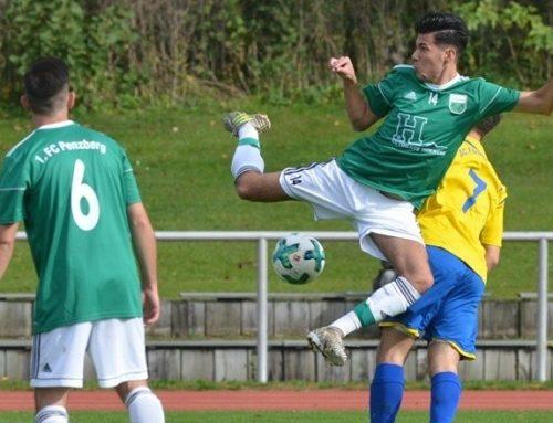 Bezirksliga Süd: Spielbericht SVN München : 1.FC Penzberg