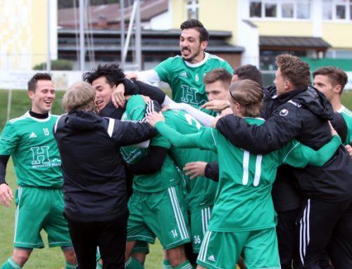 Bezirksliga Süd: Spielbericht 1.FC Garmisch : 1.FC Penzberg