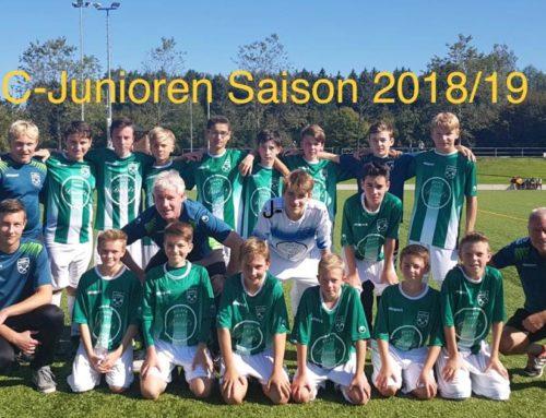 Jugendspielberichte vom 14.-18.11.