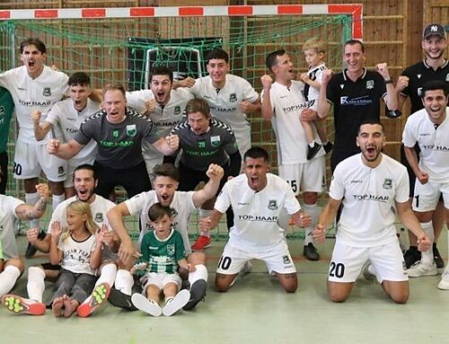 Die Halle bebt: FC feiert Sieg im ersten Bundesligaspiel
