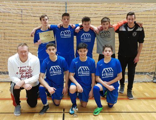 B-Jugend Spielgemeinschaft gewinnt Turnier in Benediktbeuern