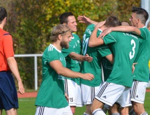 Sieg im Testspiel beim Landesligisten Grünwald