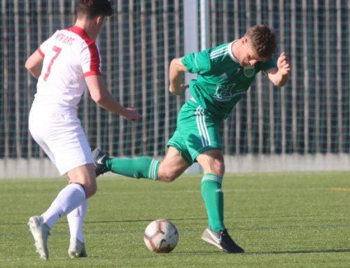 Rückschlag für 1. FC Penzberg