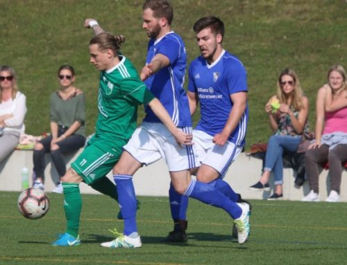 FC trotz Überlegenheit nur mit Unentschieden in Aubing