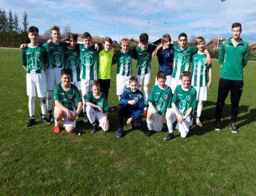 Aktualisiert: Jugendspielberichte vom 30./31.03.