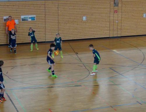 1.Platz der F2-Junioren beim Heuwinkel-Cup in Benediktbeuern