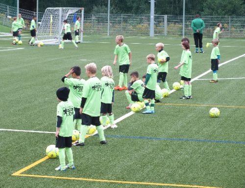 JUGENDCAMP 2015 DES 1.FC PENZBERG AM 12./13. SEPTEMBER