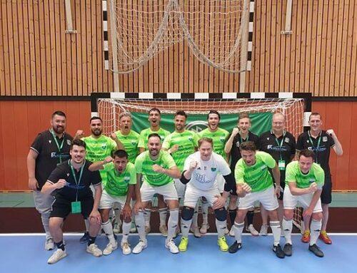 FC Futsaler fahren mir erhobenen Häuptern von der Deutschen Meisterschaft zurück