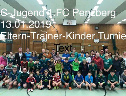 Viel Spaß beim Eltern-Spieler-Trainer-Turnier der C-Jugend