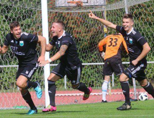 FC hat Platz 2 im Visier