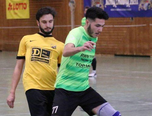 FC wird Oberbayerischer Futsal-Meister in Manching!