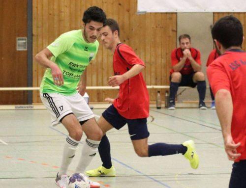 FC-Futsaler machen mit Sieg in Deisenhofen den Traumstart perfekt