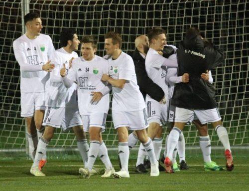 FC triumphiert gegen Geretsried und zieht in die 2. BFV-Runde ein