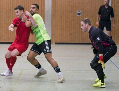 Penzberger Futsaler fegen Meisterschaftsfavoriten Regensburg aus der Wellenbadhalle