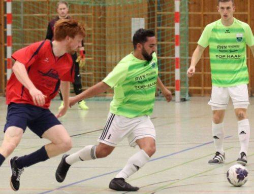 Futsal-FC siegt auch im zweiten Saisonspiel