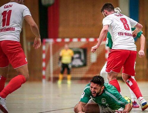 FC-Futsaler bringen Deutschen Meister an den Rand einer Niederlage