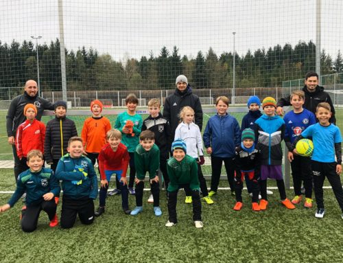 Erfolgreiche Premiere des Talents Soccer Day