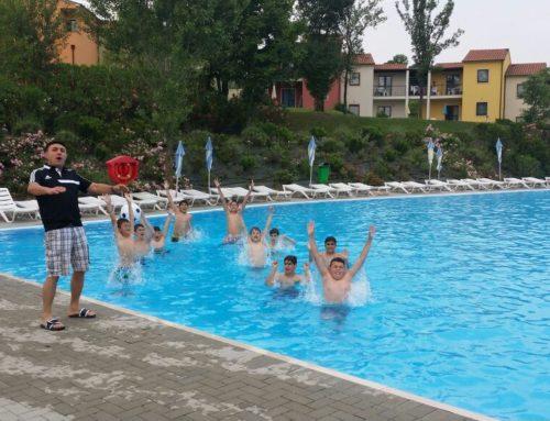 Saisonabschlussfahrt der D2-Junioren an den Gardasee!