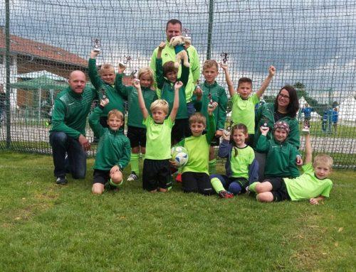 G1-Junioren erreichen 4. Platz beim Mercedes-Schmid-Cup in Holzkirchen