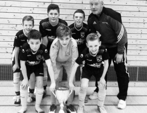 D1 Junioren gewinnen Hallenturnier in Geretsried
