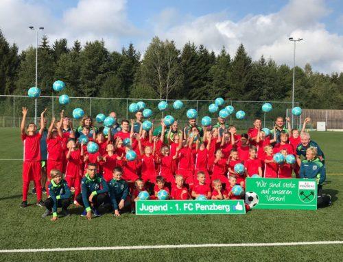FCler Jugendcamp 2018 ein voller Erfolg
