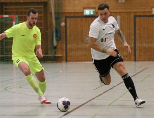 Neue Futsalsaison: Mehr Gegner, weniger Spiele