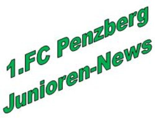 1.FC Penzberg richtet BFV-Hallenturnier aus