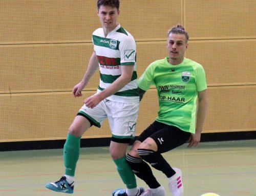 Nimmermüde FCler gewinnen einen Tag nach der Bayerischen Meisterschaft in Neuried