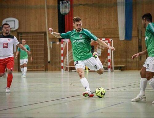 Futsaler verlieren unglücklich Zuhause gegen Bielefeld