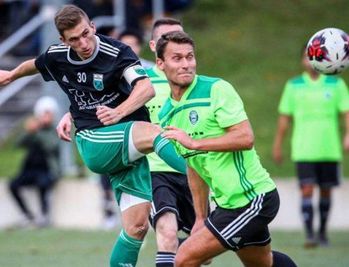 1:1 im Ligapokal gegen Pöcking