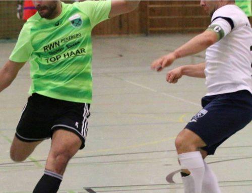 Wichtiger Sieg der Futsaler in der Regionalliga gegen den Tabellenzweiten