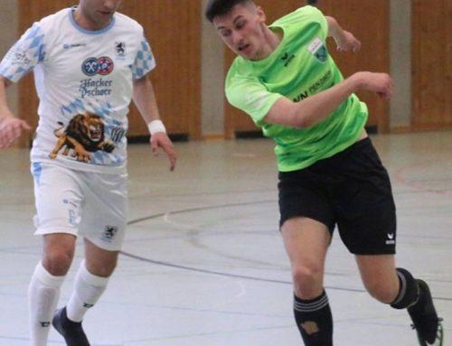 Nur 1860 München kann FCler im Futsal stoppen