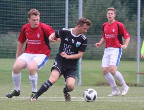 Spiel auf Spitzenniveau – Zweite siegt im Derby gegen Habach II