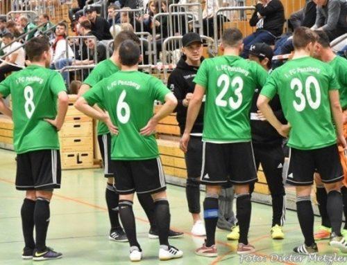 1. FC Penzberg: Vorrunden-Aus im Futsal-Finale