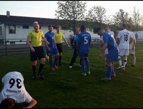 Bezirksliga Süd: Spielbericht FC Phönix : 1.FC Penzberg